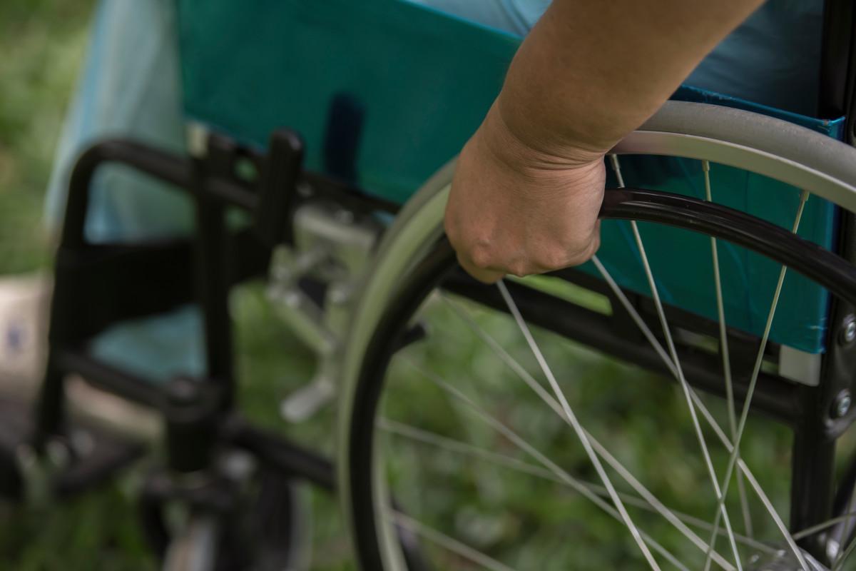 Discapacidad Silla de ruedas