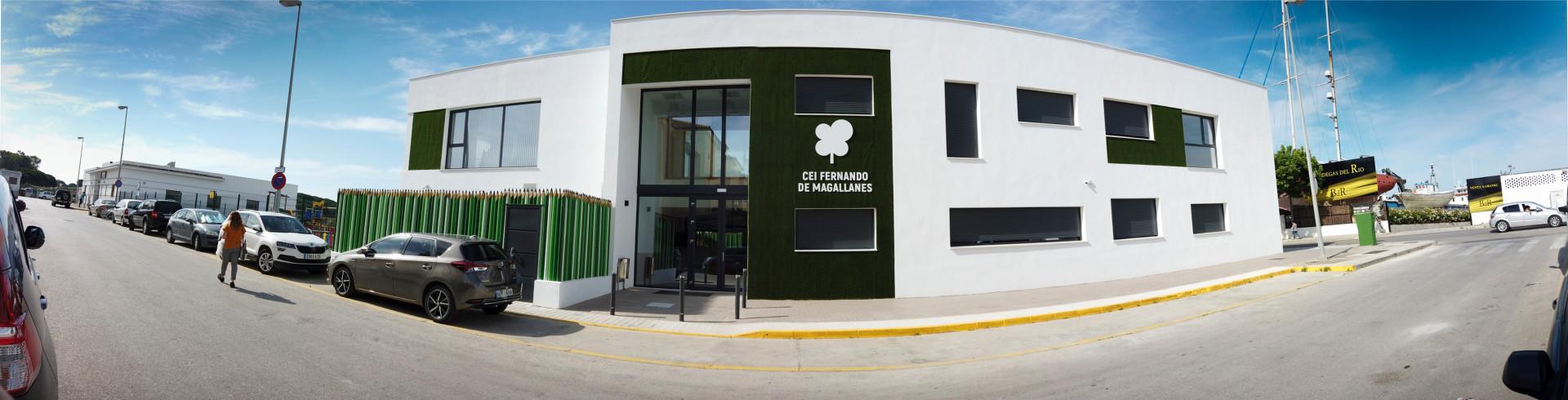 CEI Fernando de Magallanes